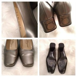 Salvatore Ferragamo Shoes - Salvatore Ferragamo shoes made in Italy sz 8b